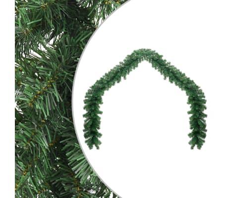 vidaXL Vánoční girlanda PVC 20 m