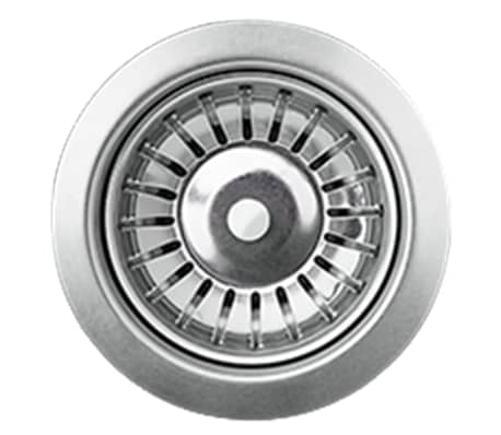 vidaXL Diskho granit enkel grå[3/5]