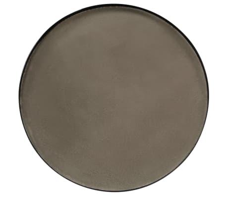 vidaXL Kavos staliukas, 74x32cm, betoninis stalviršis[5/14]