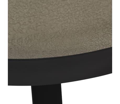 vidaXL Kavos staliukas, 74x32cm, betoninis stalviršis[7/14]