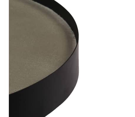 vidaXL Kavos staliukas, 74x32cm, betoninis stalviršis[8/14]