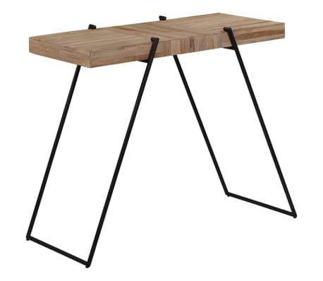 "vidaXL Bar Table Reclaimed Teak 47.2""x21.6""x42.1"""