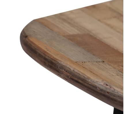 vidaXL Bar Chairs 2 pcs Reclaimed Teak[7/14]