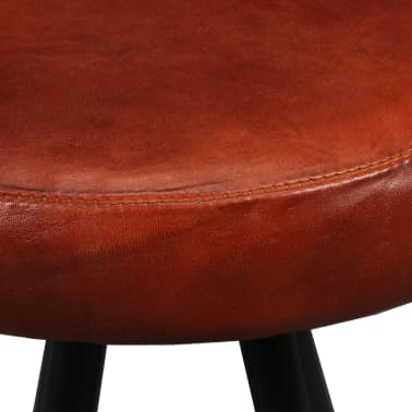 vidaXL Bar Set 3 Pieces Solid Sheesham Wood and Genuine Leather[16/19]