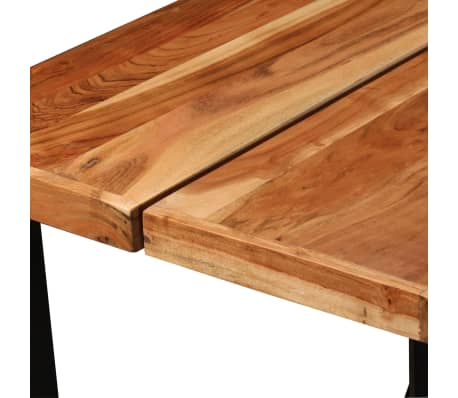 vidaXL Bar Set 7 Pieces Solid Sheesham and Reclaimed Wood[4/15]