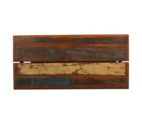 vidaXL Bar Set 7 Pieces Solid Reclaimed Wood[7/15]