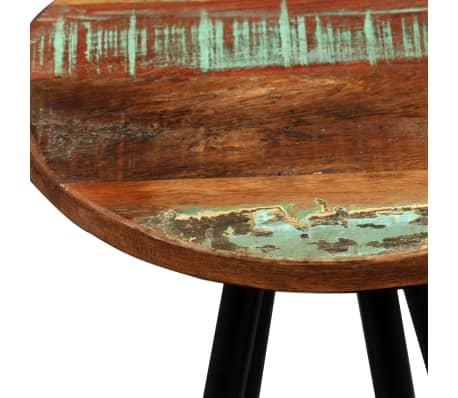 vidaXL Bar Set 9 Pieces Solid Reclaimed Wood[11/16]