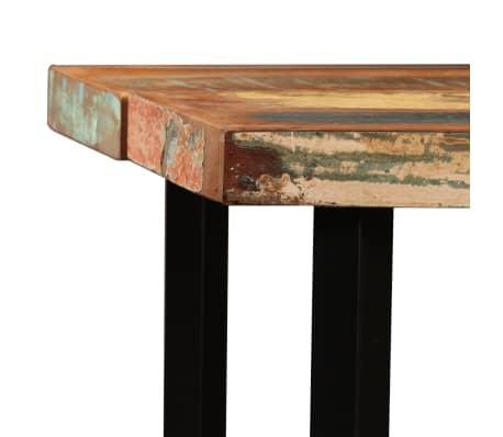 vidaXL Bar Set 9 Pieces Solid Reclaimed Wood[4/16]