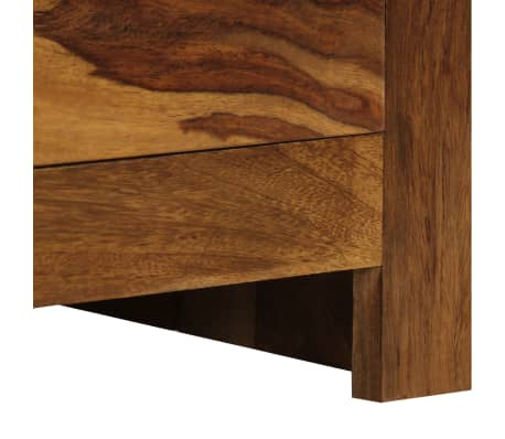vidaXL Szafka, lite drewno sheesham, 160 x 40 x 80 cm[10/15]