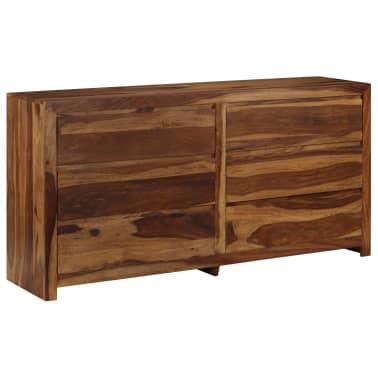 vidaXL Szafka, lite drewno sheesham, 160 x 40 x 80 cm[15/15]