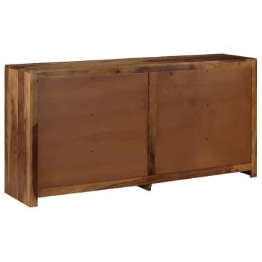 vidaXL Szafka, lite drewno sheesham, 160 x 40 x 80 cm[4/15]