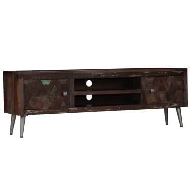 "vidaXL TV Cabinet Solid Reclaimed Wood 55.1""x11.8""x17.7""[14/15]"