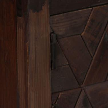 "vidaXL TV Cabinet Solid Reclaimed Wood 55.1""x11.8""x17.7""[6/15]"