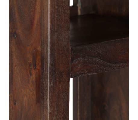 vidaXL Armoire console 40 x 30 x 110 cm Bois d'acacia massif[6/13]
