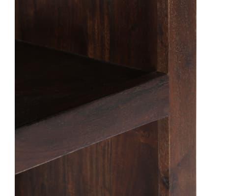 vidaXL Armoire console 40 x 30 x 110 cm Bois d'acacia massif[7/13]