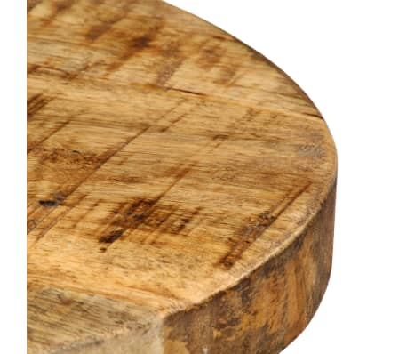 vidaXL Set de bar 5 piezas madera maciza mango 120x60x107 cm[11/14]