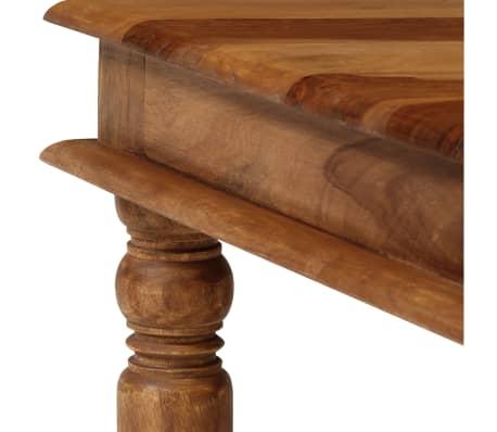 vidaXL Konferenční stolek z masivního sheeshamu 110 x 60 x 40 cm[3/9]