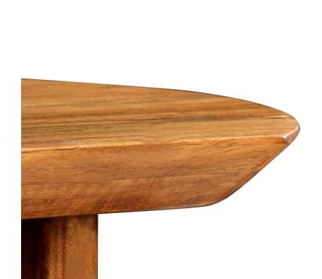 vidaXL Naktinis staliukas, 45x35x45cm, akacijos medienos masyvas[8/17]