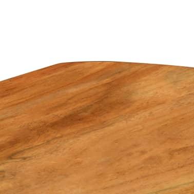 vidaXL Naktinis staliukas, 45x35x45cm, akacijos medienos masyvas[7/17]