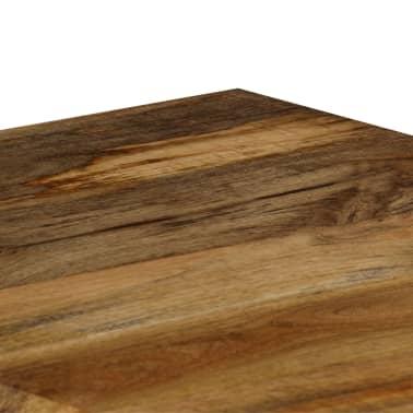 vidaXL Kavos staliukas, mango medienos masyvas, 104x50x45cm[6/16]