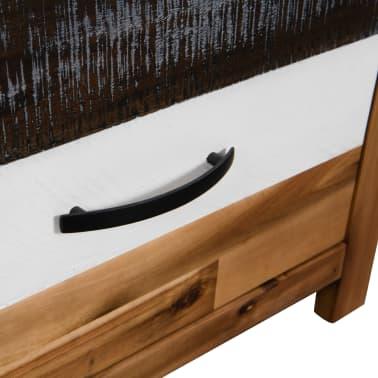 """vidaXL Coffee Table Solid Acacia Wood 35.4""""x19.7""""x14.8""""[7/8]"""