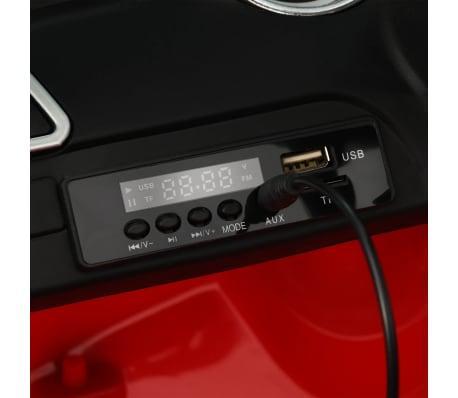vidaXL Coche para niños Mercedes Benz GLE63S plástico rojo[11/12]