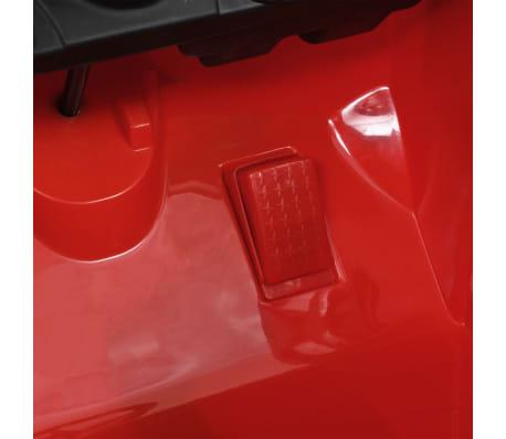 vidaXL Coche para niños Mercedes Benz GLE63S plástico rojo[9/12]