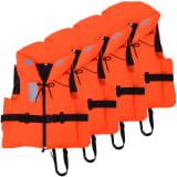 vidaXL Aide à la flottabilité 4 pcs 100 N 60-70 kg