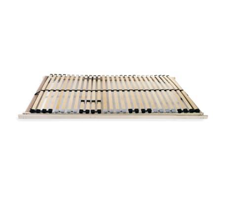 vidaXL voodi aluspõhi, 28 liistu, 7 piirkonda, 90 x 200 cm FSC[3/8]