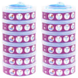 vidaXL Refill Cassettes for Sangenic TEC Diaper Twisters MK3/4/5 12pcs
