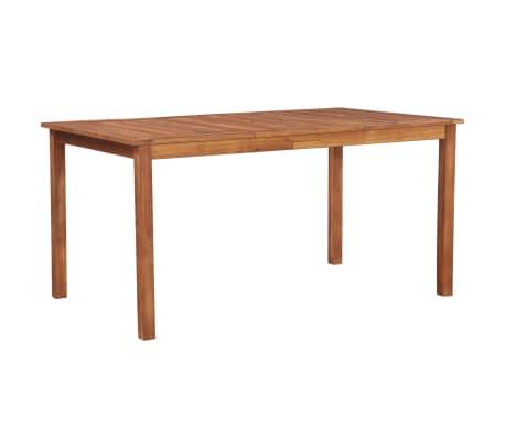 vidaXL 7-daļīgs dārza mēbeļu komplekts, PE pinums, melns, brūns[7/11]