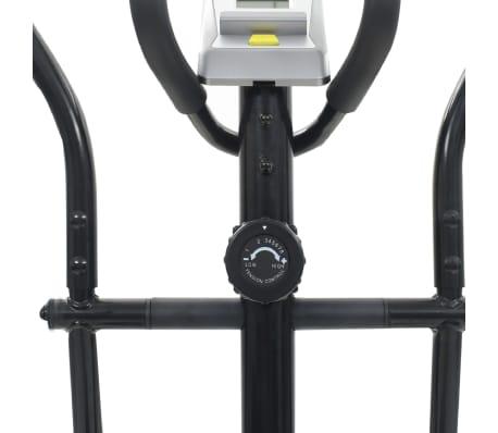 vidaXL Orbitrek magnetyczny z pomiarem tętna[8/11]