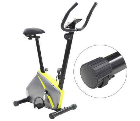 vidaXL Magnetic Exercise Bike with Pulse Measurement[3/13]