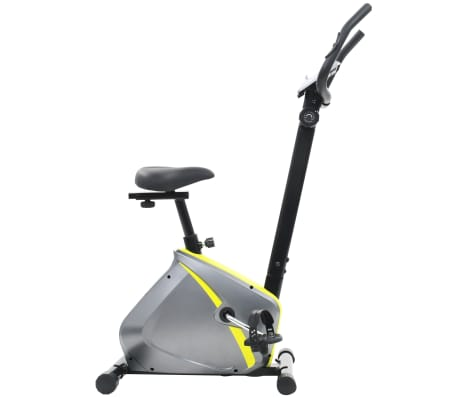 vidaXL Magnetic Exercise Bike with Pulse Measurement[4/13]
