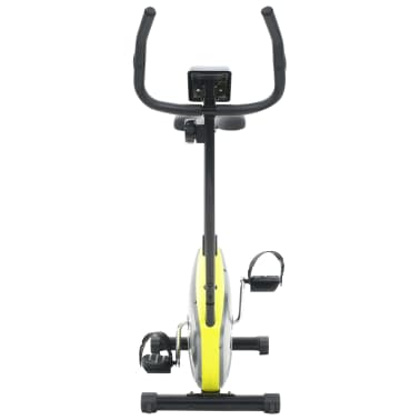 vidaXL Magnetic Exercise Bike with Pulse Measurement[5/13]