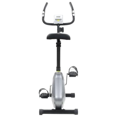 vidaXL Magnetic Exercise Bike with Pulse Measurement[6/13]