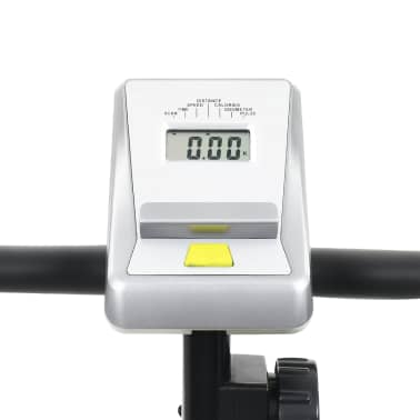 vidaXL Magnetic Exercise Bike with Pulse Measurement[7/13]