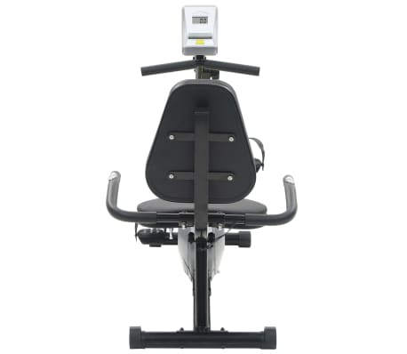 vidaXL Vélo semi-allongé d'exercice 5 kg Masse rotative[6/12]