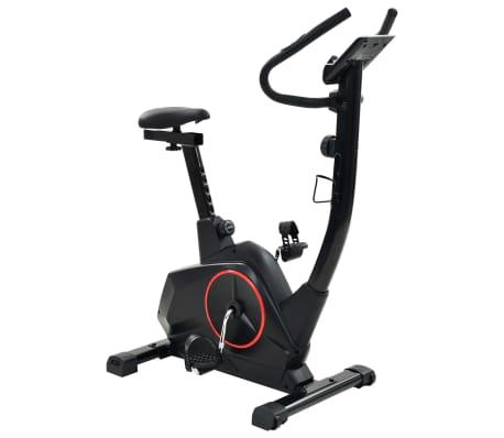 vidaXL Vélo magnétique d'appartement avec mesure du pouls XL[1/13]