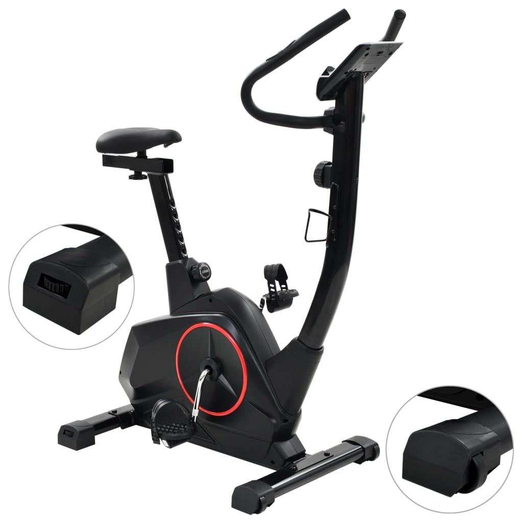 vidaXL Hometrainer 10 kg roterende massa kopen doe je hier met voordeel Hometrainers