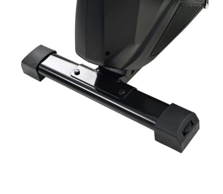 vidaXL Vélo magnétique d'appartement avec mesure du pouls XL[13/13]