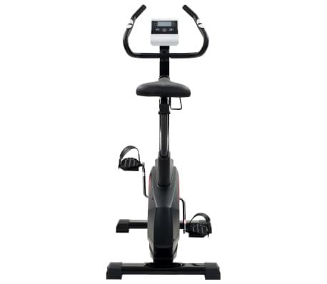 vidaXL Vélo magnétique d'appartement avec mesure du pouls XL[4/13]