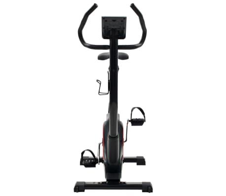 vidaXL Vélo magnétique d'appartement avec mesure du pouls XL[5/13]
