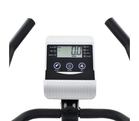 vidaXL Vélo magnétique d'appartement avec mesure du pouls XL[8/13]