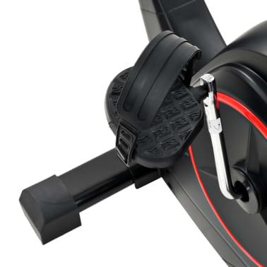 vidaXL Vélo magnétique d