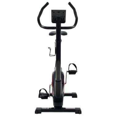 vidaXL Heimtrainer XL 10 kg Drehmasse Pulsmessung[5/13]