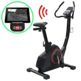 vidaXL Cyclette Magnetica Programmabile con Misurazione del Polso
