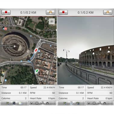 vidaXL Bicicleta estática magnética con pulsómetro programable[12/13]