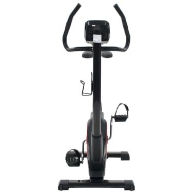 vidaXL Programowalny rower do ćwiczeń z pomiarem tętna[7/13]