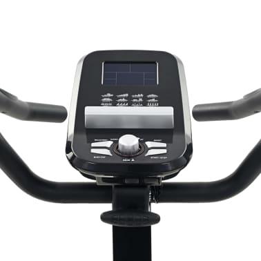 vidaXL Programowalny rower do ćwiczeń z pomiarem tętna[10/13]